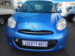 2012 Nissan Micra 64,000 km 1.4 Front Electric Windows, Hatch Back Man