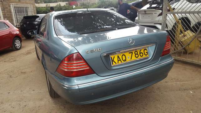 Mercedes-Benz s500 on sale Parklands - image 2