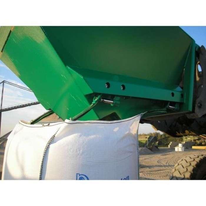 Goede New BIGBAG vuller tracked excavator te koop | Tradus RH-77