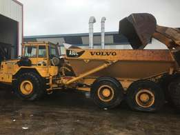 Volvo A30C ADT