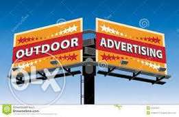 We Share handbills, Hang Banners and Billboards