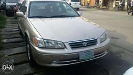 Toyota Camry(Drop Light) 2001 model