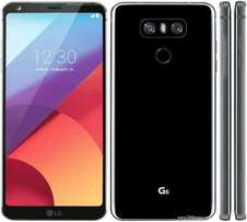LG G6 brand new sealed at shop plus 1yr warrant free glass protector/c