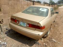 Awoof Registered Toyota Camry aka Drop Light