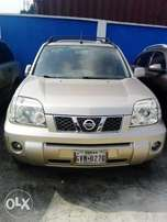Foreign Used Nissan Xtrail(Gold)