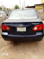 04 corolla perfect working condition