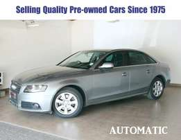 # 3084 Audi A4 1.8T Attraction A/T