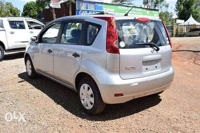 Nissan note year 2010 negotiable Parklands - image 2