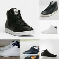 Stansmith Adidas HighTops shoes