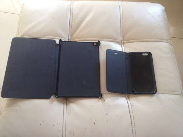Mont Blanc IPadmini 2 and iPhone 6 or 6s hard covers for sale Bruma - image 2