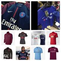 Jersy/Football kits