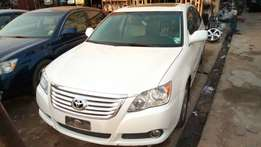 Mint Clean 2009 Toyota Avalon Limited(THUMBSTART)