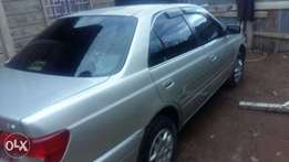 is a lady driven car and in good and well maintained shape for sell