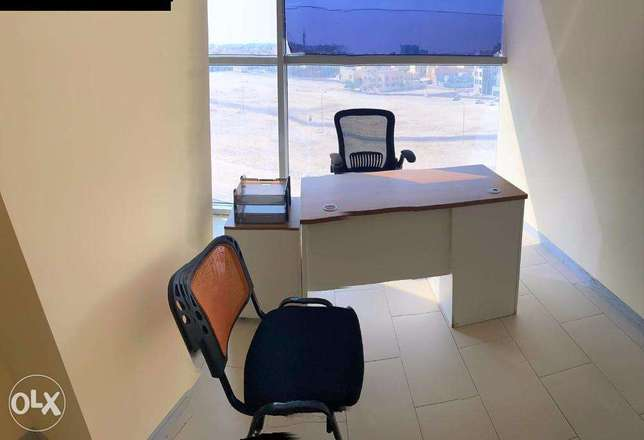 Good condition we have available office only 150BD PER month