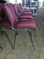 New chairs x 12 at 150 each