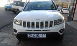 2013 Jeep Compass Auto Available For Sale