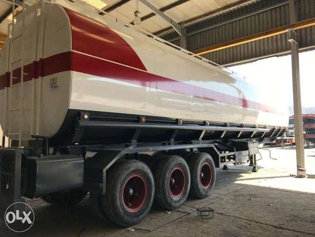 tanker 8000 imperial gallons 3-axle