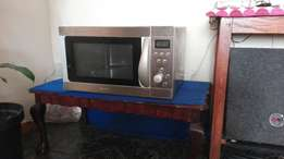 Boardmans s/steel convection oven