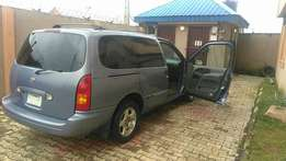 Nissan Quest (2003) in a perfect working condition
