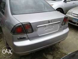 Hunda civic for sale urgently pls contact pst Aredia Alaba
