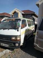 Best Deal!! Quick Sale!! Hot Sale! Toyota HIACE~Matatu~Diesel~KAV 085G