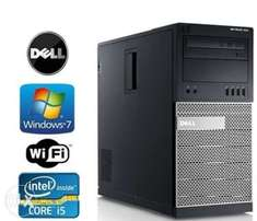 Dell Tower Core i5 second gen 8GB Ram 500GB HDD Dvd Writer