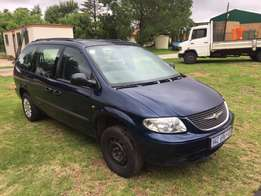 Chrysler Voyager Non runner