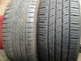 275-45R20 good year tyres for sale