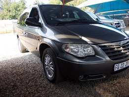 Chrysler Voyager 2.8CRD LX Automatic in Excellent Condition! Spare Key