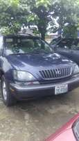 Three Months old, Lexus RX 300 with Low Mileage