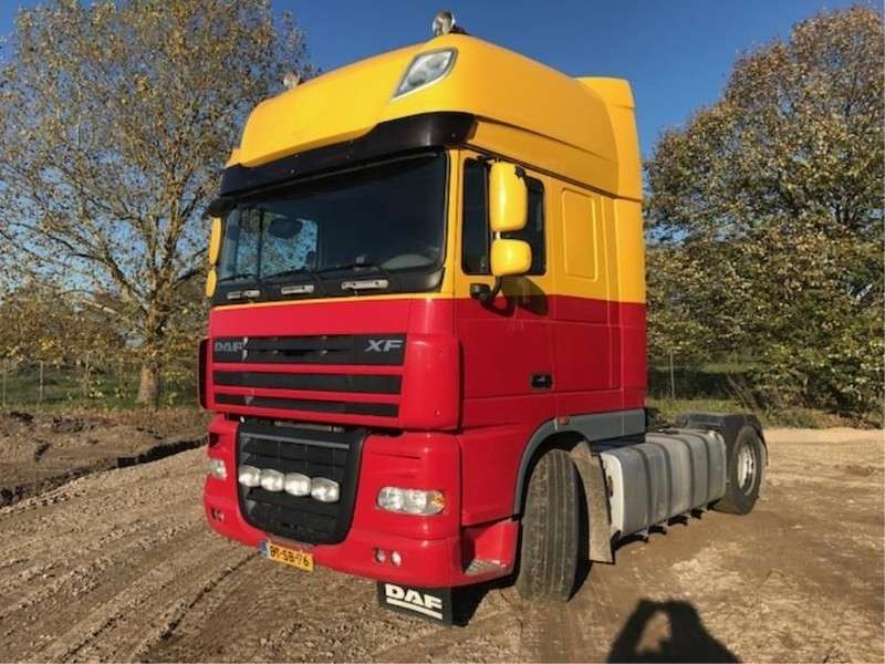DAF Ft Xf105.410 Ssc Walking Floor Hydrauliek - 2008