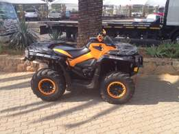 Can-Am Outlander 800 XTP