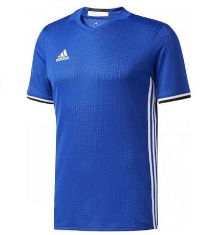 cbe9b933ed5174 Koszulka męska adidas CONDIVO 16 JSY niebieska AP4362-różne rozmiary - Strzelce  Opolskie - Koszulka