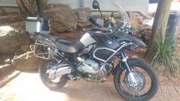 2011 BMW 1200 GS Adventure