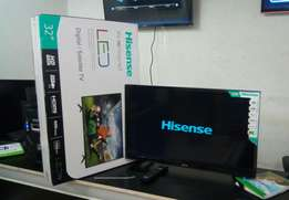 "Hisense 2017 model 32"" digital"