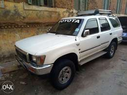 Clean Toyota Hilux Surf SSR Diesel Manual 4WD