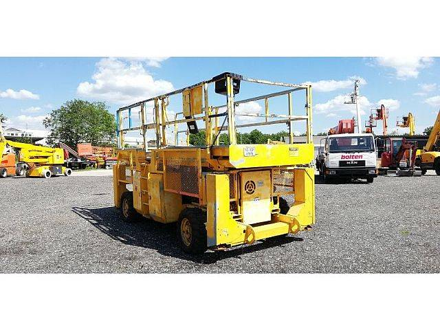 Genie GS3384 - 12m, 4x4, diesel - 2006