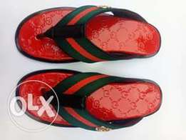 Red Gucci slipper for size 41 & 42