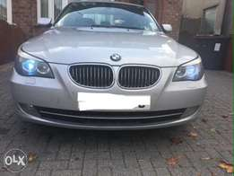 BMW E60 520d very clean on a quick deal