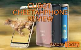 Cubot cheetah available at shop.brand new sealed plus free screen prot