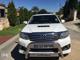 Toyota Fortuner 3.0 D4d Automatic heritage edition