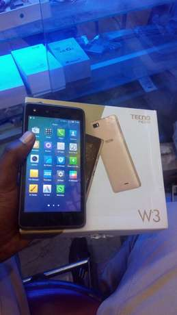 Tecno W3 smartphone with accesories at Ksh. 5500/= Nairobi CBD - image 1