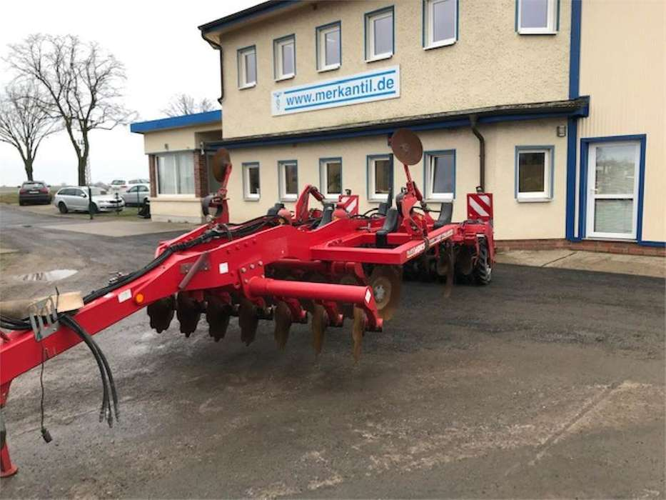 Horsch Tiger 3 Mt - 2012