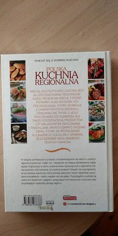 Książka Kucharska Polska Kuchnia Regionalna Poznań