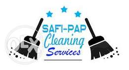 We as safi-pap cleaners offer cleaning services at affordable rates..