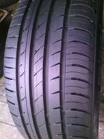 225/45/R17 on special for sale in a good condition we also fit for fre