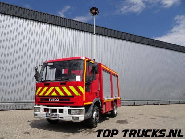 Iveco 80E150 Calamiteiten truck, Electricity aggregate, Elektri... - 1996