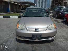 Toks Honda civic Hybrid for sale