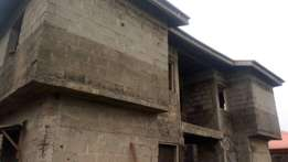 Uncompleted 4Units of 3 Bedroom Flats for Sale