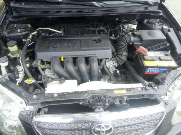 Toyota corolla sport foreign used 2006model annual Gear for sale Ikeja - image 4